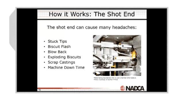2018-03-21 – Basic Operator Training: The Shot End –  Highlight